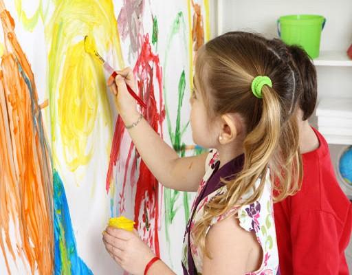 آموزش نقاشی با گواش برای کودکان