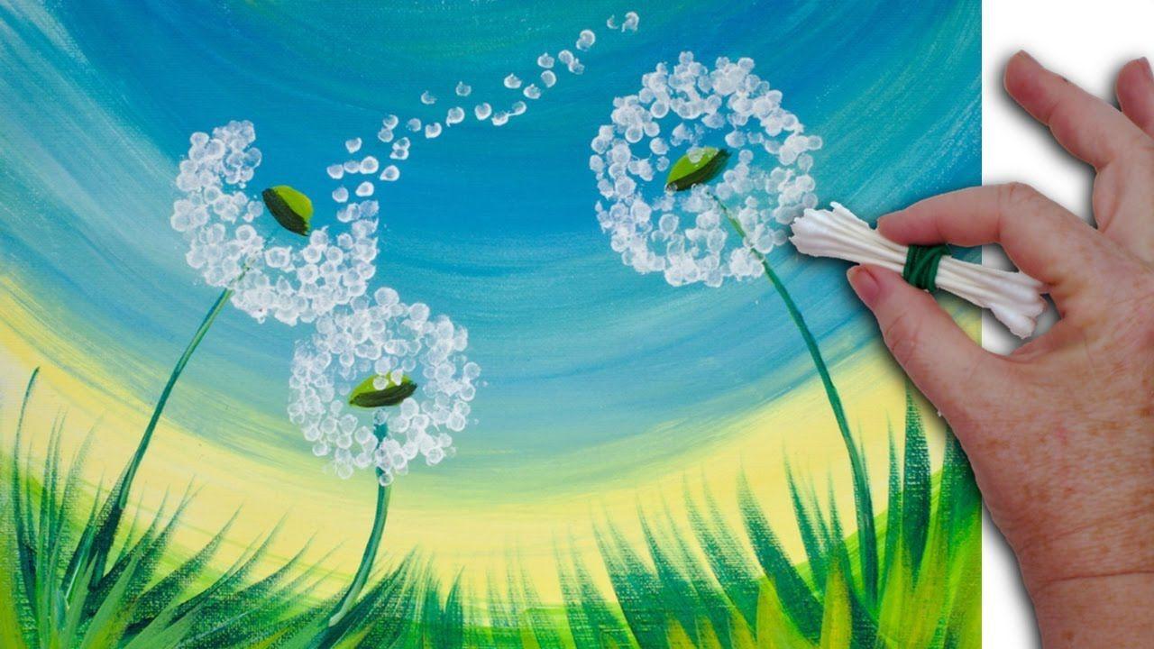 آموزش نقاشی با گواش